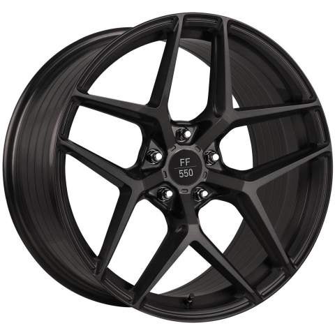 Advance Wheels FF550 Concave Glossy Black