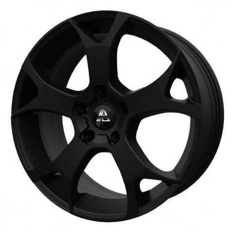Alu Design Ghost 5 Racing black
