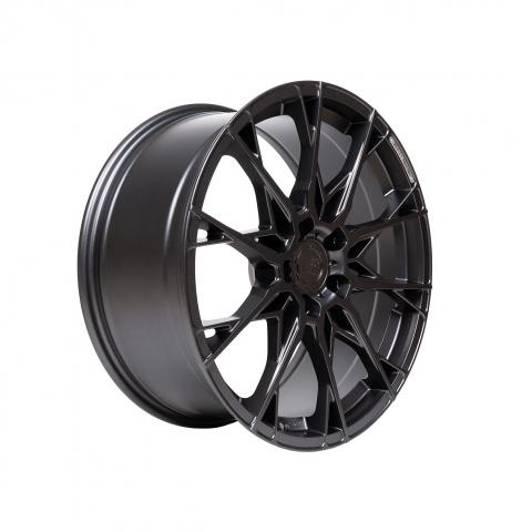 B52 Wheels X1 Reacher Strom grey matt painted