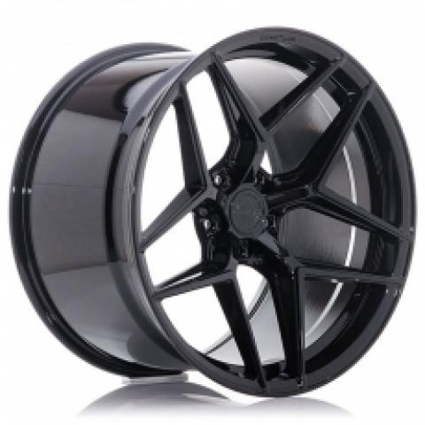 Concaver 2 Plattinum Black
