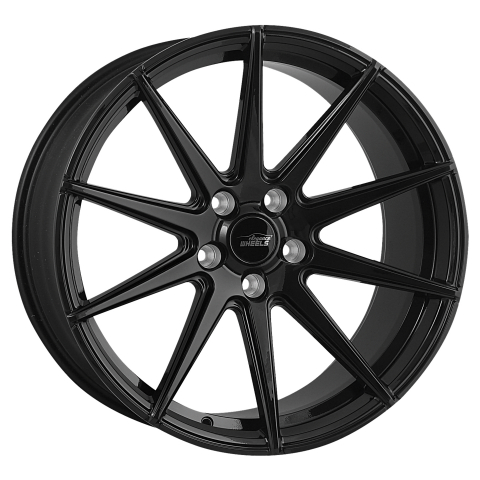 Elegance Wheels E1 Concave Highgloss Black