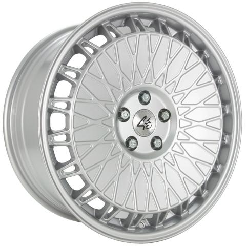 Eta Beta EB40 silver