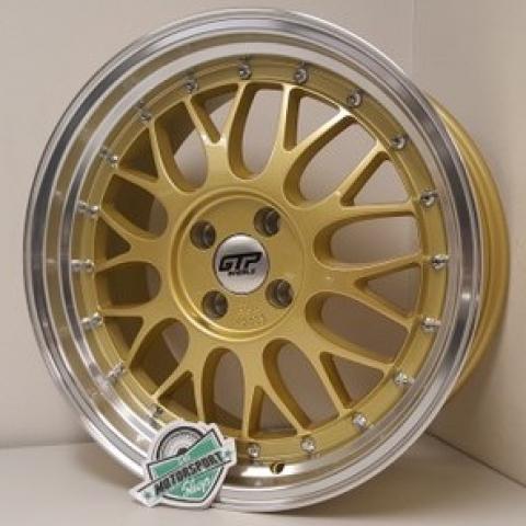 GTP 020 gold poliert