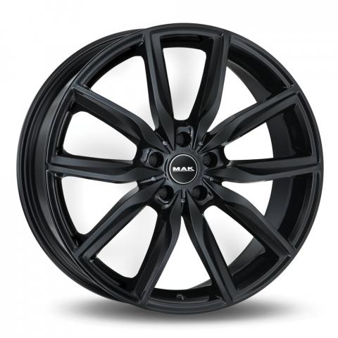 MAK Wheels Allianz gloss Black