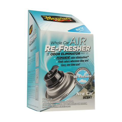 Meguiars Air Re-Fresher Odor Eliminator New Car