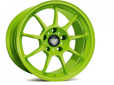 O.Z. Racing Alleggerita HLT Acid Green