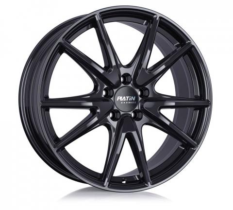Platin P99 schwarz glänzend