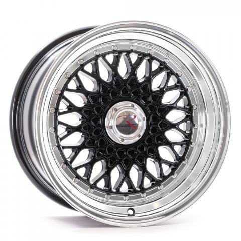 RStyle Wheels RS1 schwarz hornpoliert