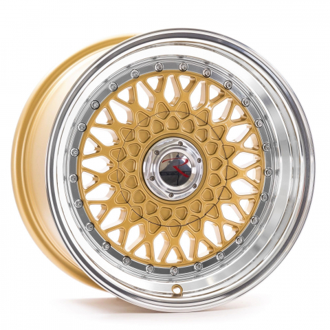 RStyle Wheels RS1 gold hornpoliert