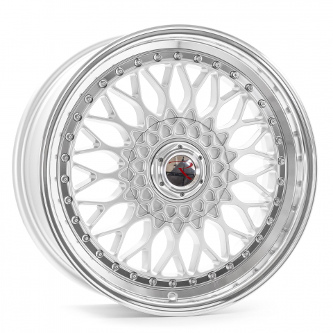 RStyle Wheels RS1 silber hornpoliert