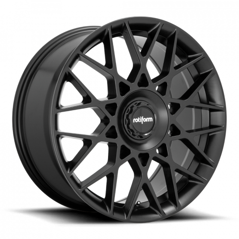Rotiform BLQ-C schwarz matt